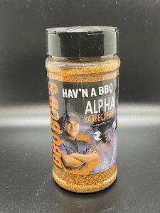 BBQ Bob's - Alpha Rub BBQ Rub
