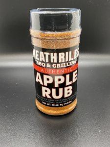Heath Riles - Apple Rub