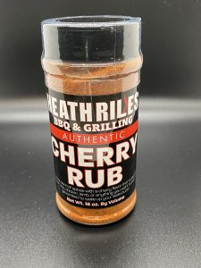 Heath Riles - Cherry Rub
