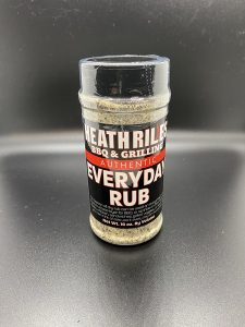 Heath Riles - Everyday Rub