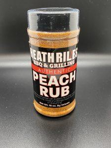 Heath Riles - Peach Rub