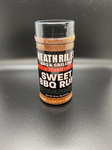 Heath Riles - Sweet BBQ Rub