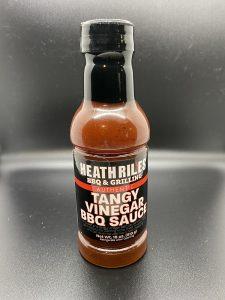 Heath Riles- Tangy Vinegar BBQ Sauce
