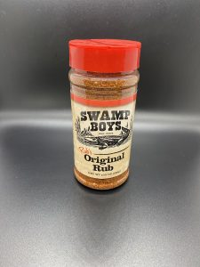 Swamp Boys Originbal Rub