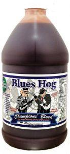 Blues Hog Champions' Blend BBQ Sauce 1/2 Gallon