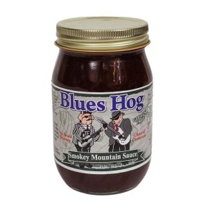 Blue Hogs Smokey Mountain BBQ Sauce