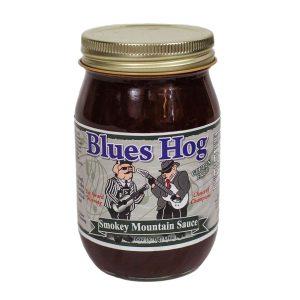 Blue Hogs Smokey Mountain BBQ Sauce